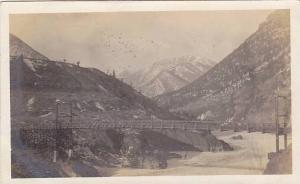 RP; Railway Bridge, Canada, 10-20s