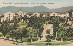 BEVERLY HILLS , California , 1900-10s ; Hotel