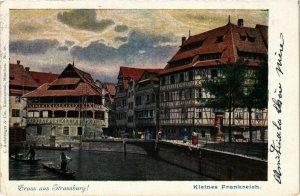 CPA AK Strasbourg La Petite France (993666)
