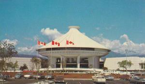H.R. MacMillan Planetarium , VANCOUVER , B.C. , Canada ,  50-60s