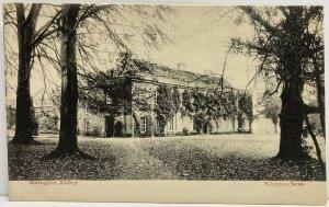 NORTHAMPTON Abington Abbey Valentines Series 1900s NORTHAMPTONSHIRE Postcard