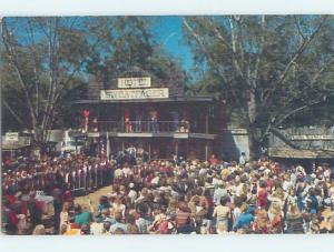 1980's WESTERN ROUNDUP AT SWEATFAGER HOTEL Pensacola Florida FL B2369