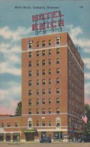 Alabama Gadsden Hotel Reich