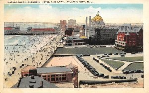 Marlborough-Blenheim Hotel and Lawn in Atlantic City, New Jersey