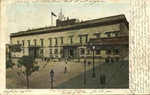 malta, VALLETTA, Governor's Palace (1904)