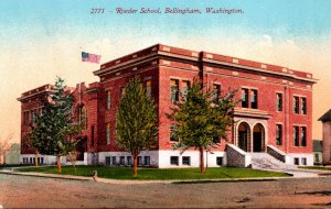 Washington Bellingham Roeder School