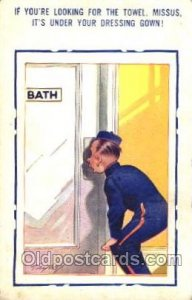 Series No. P-1 Artist Signed Taylor, Unused light crease right and left botto...