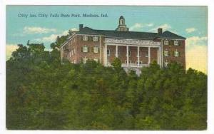 Clifty Inn, Clifty Falls State Park, Madison, Indiana, 30-40s