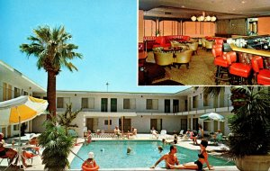 California Indio El Morocco Motor Hotel