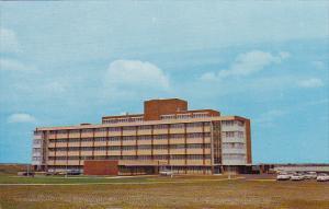 Canada Municipal Hospital Medicine Hat Alberta
