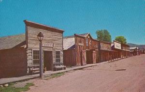 Montana Nevada City Cheap Cash Store