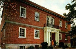 Pennsylvania Meadville Y W C A Building