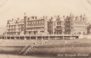 BLACKPOOL , UK , 00-10s ; Hotel Metropole