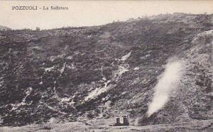 Italy Pozzuoli La Solfatara