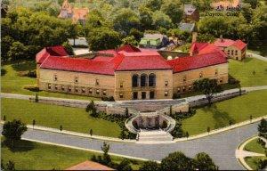 Ohio Dayton Art Institute 1961 Curetich