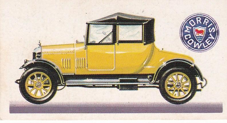 Trade Card Brooke Bond History of the Motor Car No 24