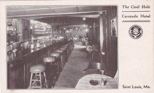 Missouri St Louis Coronado Hotel The Coal Hole Lounge sk5995
