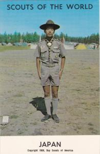 Boy Scouts of the World, JAPAN, 1960´s