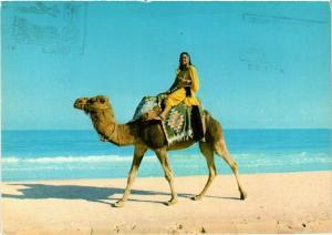 CPM On the beach TUNISIE (751526)