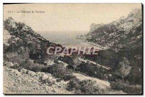 Postcard The Old Creek of Sormiou