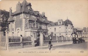 Albert I Avenue, Residences, NICE (Alpes Maritimes), France, 1900-1910s