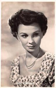 Jean Simmons Movie Star Actor Actress Film Star Postcard, Old Vintage Antique...