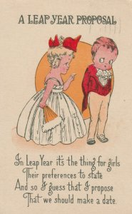 LEAP YEAR 1916 ; Couple
