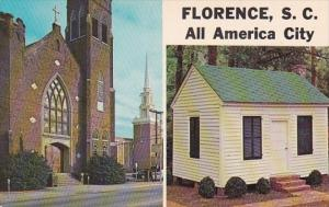South Carolina Florence Schoolhouse and Church
