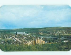 Pre-1980 HOSPITAL AND OTHER BUILDINGS Edmundston New Brunswick NB W2667-14