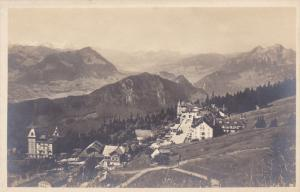 RP: Rigi Kaltbad u. Berneralpen u. Pilatus ,Swiss Alps,  canton of Lucerne , ...