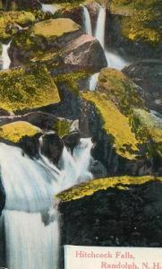 NH - Randolph, Hitchcock Falls