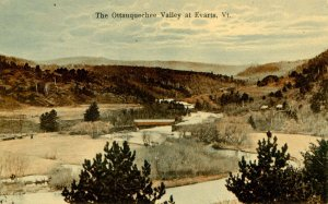 VT - Evarts. The Ottauquechee Valley