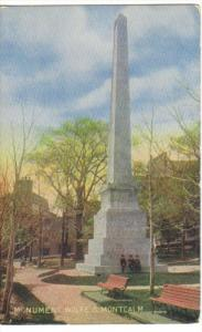 Monument Wolfe & Montcalm , Quebec , Canada , 00-10s