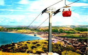 UK - Wales, Llandudno  (Aerial Lift)