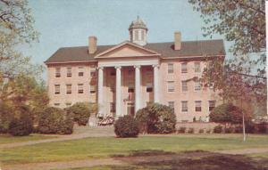 South Bldg , University of N.C. , Chapel Hill , North Carolina , 40-60s