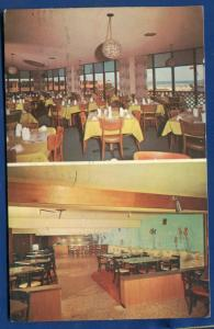 Sea Island Resort Hotel in South Padre Island Texas tx postcard