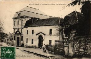 CPA  Belley - College Lamartine - Vue Exterieure  (382091)
