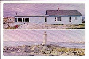 Lightview Tea Room, Peggy's Point, Nova Scotia, Canada