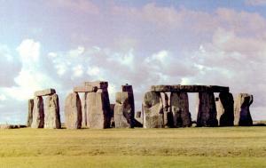 UK - England. Stonehenge