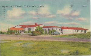 REDINGTON BEACH CLUB - 1940s era / ST PETERSBURG