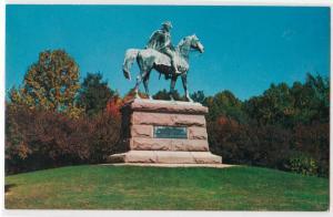Maj Gen Anthony Wayne Statue, Valley Forge PA
