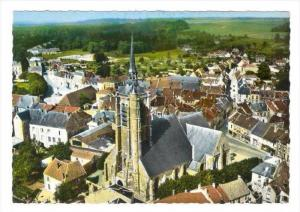 RP  Fere en Tardenois (Aisne) , France 30-50s : L'eglise Sainte-Macre