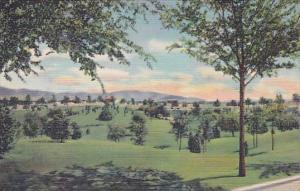 New Mexico Albuquerque Roosevelt Park