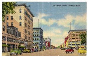 Pittsfield, Mass, North Street