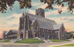 Idlewild Presbyterian Church, Memphis, Tennessee, 1930-1940s