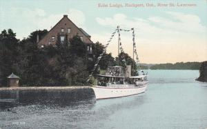 River St. Lawrence, Echo Lodge, Rockport, Ontario, Canada, 10-20s