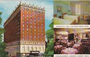 Tennessee Nashville The Dinkler-Andrew Jackson Hotel