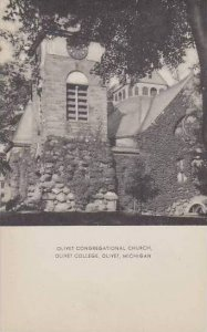 Michigan Olivet  Olivet Congregational Church Olivet College Artvue