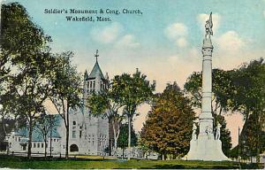 The Park, Wakefield, Massachusetts, MA, D/B