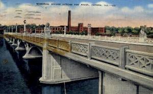 Memorial Bridge Aurora IL 1939